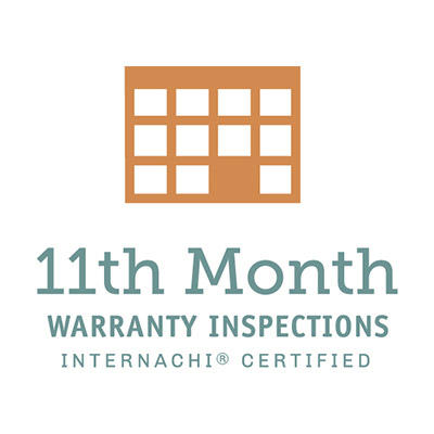 Our Jacksonville home inspectors are InterNACHI Certified 11th Month Warranty Inspectors.