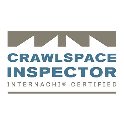 Our home inspectors in Jacksonville, FL, are InterNACHI Certified Crawlspace Inspectors.