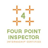Our Jacksonville home inspectors are InterNACHI Certified Four Point Inspectors.