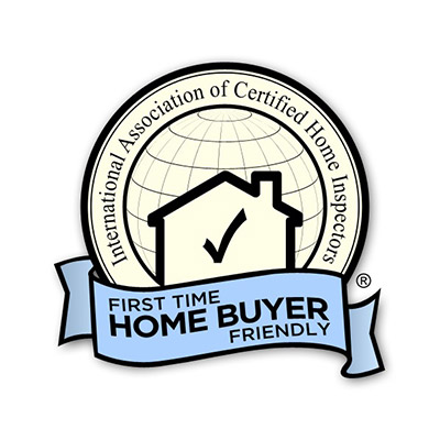 Our home inspectors in Jacksonville, FL, are InterNACHI First Time Home Buyer Friendly.