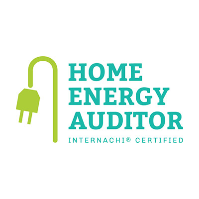 Our home inspectors in Jacksonville, FL, are InterNACHI Certified Home Energy Auditors.